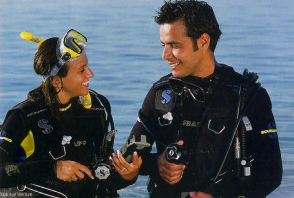 Padi Diving Courses